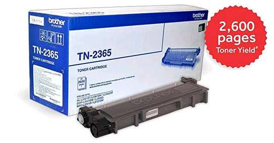 brother tn-2410 toner cartridge black only refill image 2