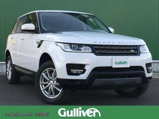 Land Rover Range Rover image 1