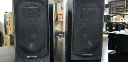 BIC America Venturi DV62si 2-Way Bookshelf Speakers, Pair image 5