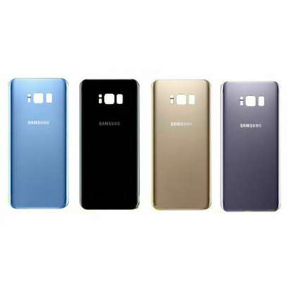 Battery Cover Replacement Back Door Housing Case For Samsung Galaxy S8 S8 Plus image 7