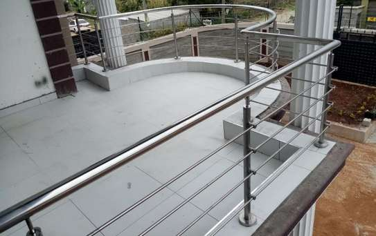 stainless steel railings image 1