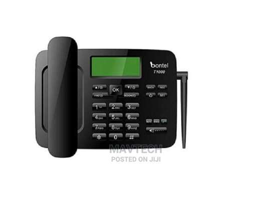 Home/Office Deskphone With Dual Sim image 1