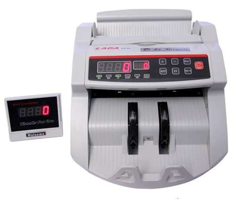 UV Portable Money Counter for Any Currency image 1