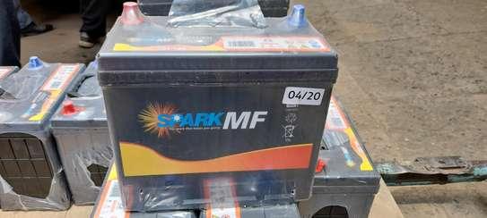 Original NSL045/12v Spark Maintainance Free Battery 45ah image 1