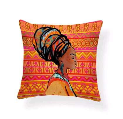African themed cushion covers image 2