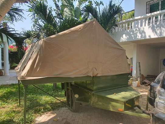 Camping Trailer Tent image 6