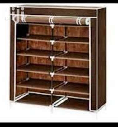 :ortable Shoe racks image 1
