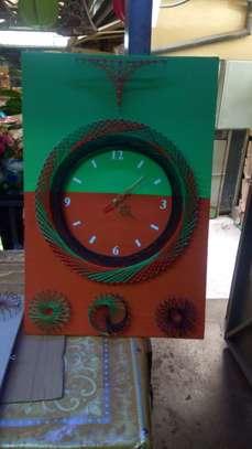 String Art wall clocks on offer!! image 6