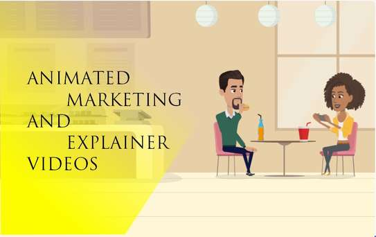 Animated Marketing and Explainer Videos