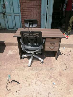 Desk ➕ Headrest chair image 1