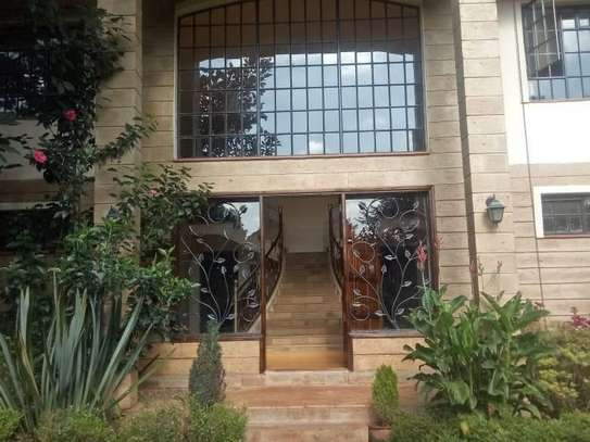 Furnished 4 bedroom house for rent in Karen image 1