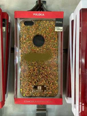 Puloka Glittering Luxurious Cases for iPhone 6+,iPhone 6S plus image 4