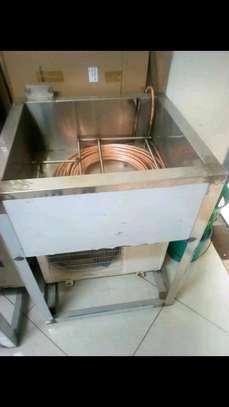 Two mould Icecream machine image 1