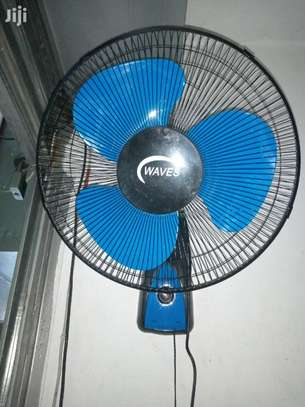 Brand New Waves Wall Fans image 2