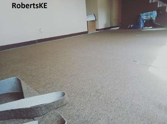 Durable wall to wall carpet image 4