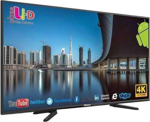 Nobel 50 inches Android Smart Digital Frameless Tvs image 1