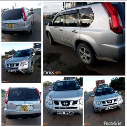 Nissan X-trail for Hire image 3