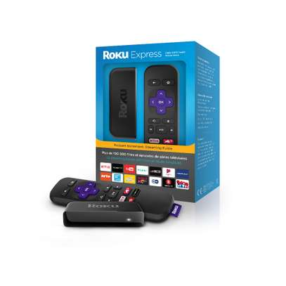 Brand New ROKU Express - 5X more powerful HD Streaming (2017) image 1