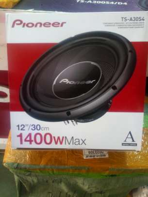 Pioneer TS-A30S4 1400W Subwoofer image 1