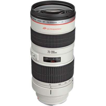 Canon EF 70-200mm f/2.8L USM Lens (NO Image stabilisation) image 2