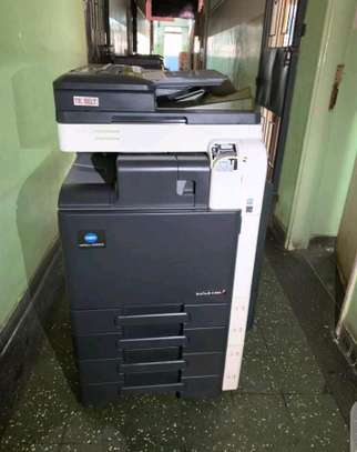 Konica Minolta bizhub c280 photocopier machine image 1