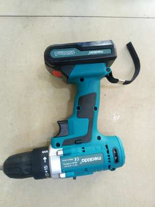 Meakida Cordless Drill 18V image 2