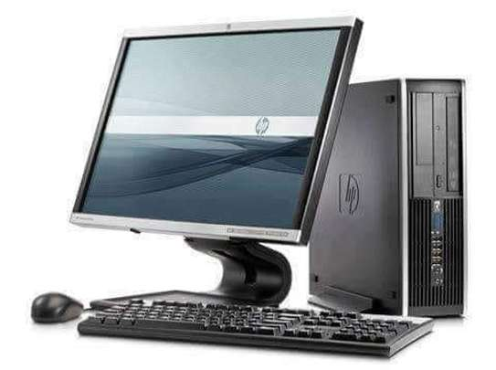 "Hp or Dell Desktop/ Dual core / 250gb/2gb Ram/17""  Preinstalled CLEAN EX UK image 2"