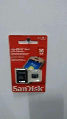 san disk memory card image 1