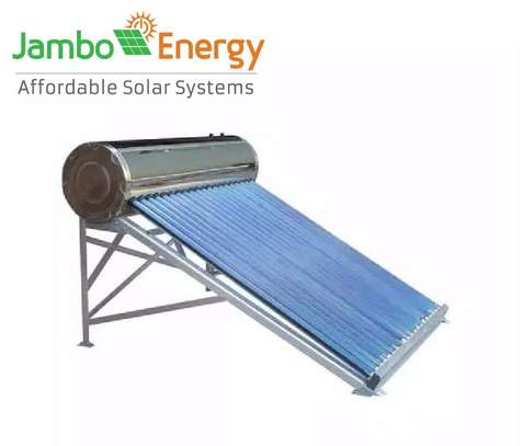 Solar Non- Pressurized Water Heaters