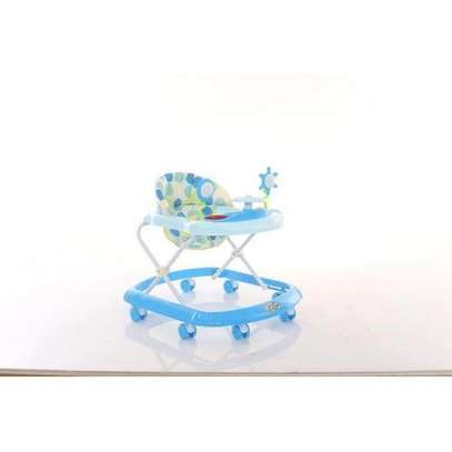 Baby Walker with Baby Melodies - Green image 2