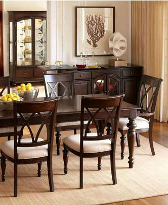 Antique dinning table image 2