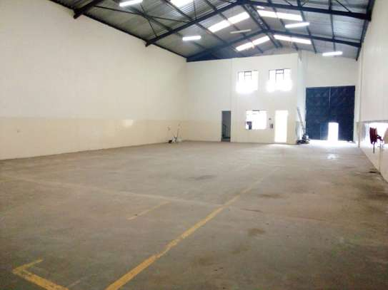 5000 ft² commercial property for rent in Industrial Area image 1
