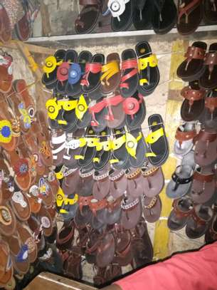 Women maasai sandals image 1