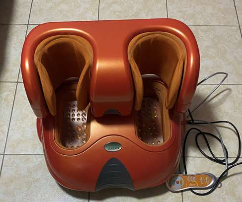 automatic foot massager