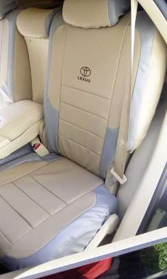 Toyota Fielder  Car Seat Covers image 8
