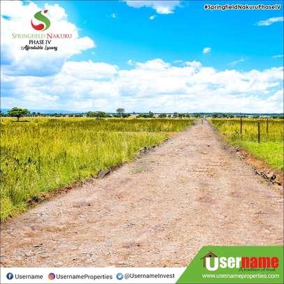 Username Nakuru, plots on sale. image 2