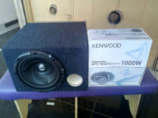 Kenwood KFC-W3010-1000watts image 1