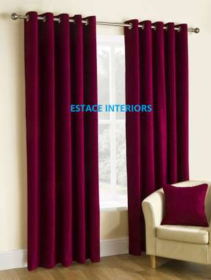 CURTAINS AND  FANCY SHEERS image 6