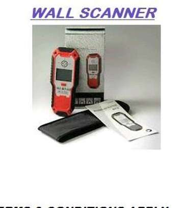 Wall scanners