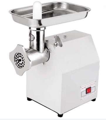 M12 meat mincer machine. image 2