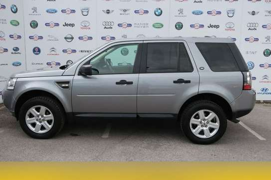 Land Rover Discovery II image 4