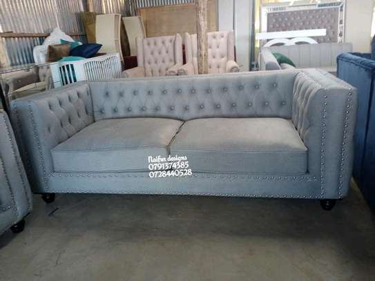 Three seater sofas/chester sofas image 2