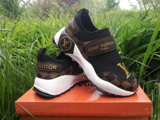 Ladies LV sneakers image 2