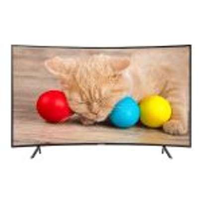 "Samsung 49RU7300, Series 7, 49"", Curved Smart 4K UHD TV - Black image 3"