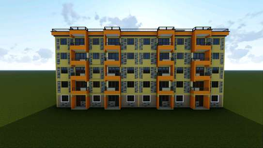 1 and 2 bedroom apartment Design image 2