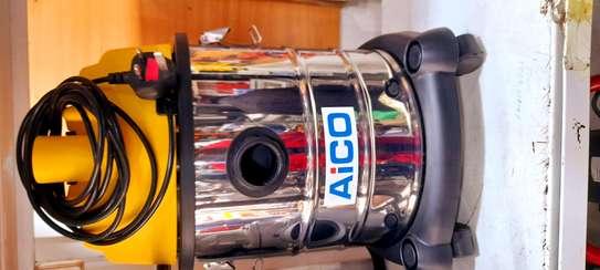 Blower&sucker-wet and dry vacuum cleaner 1200w image 1