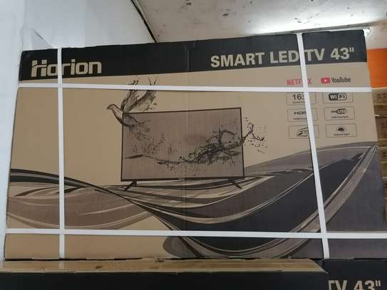 Brand new 43 inch horion Smart led TV