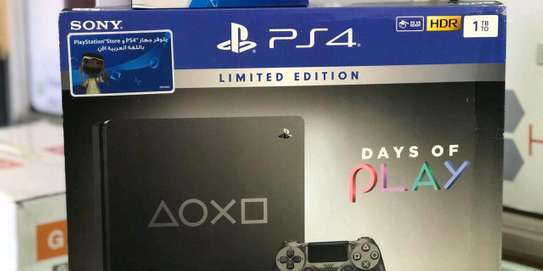 Sony PlayStation 4 Limited Edition brand new and sealed in a shop. image 1