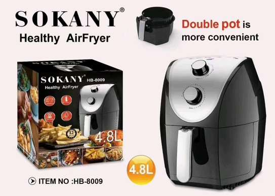Airfryer 4.8ltrs image 1