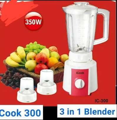 3 in 1 i-cook Blender image 1